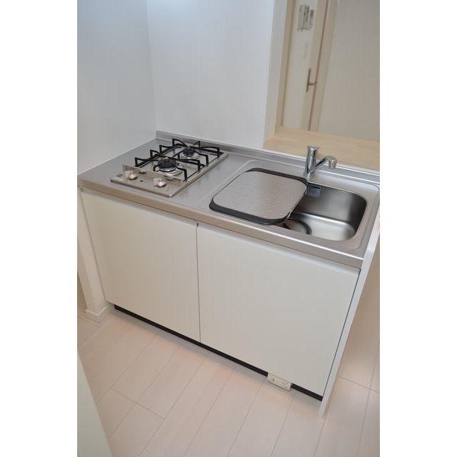 Diira博多 302号室のキッチン