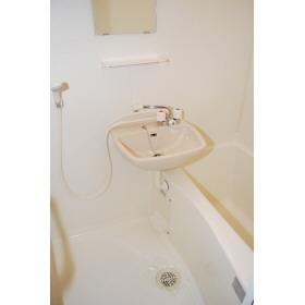 セレーノ 202号室の風呂