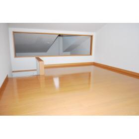 セレーノ 202号室のベッドルーム