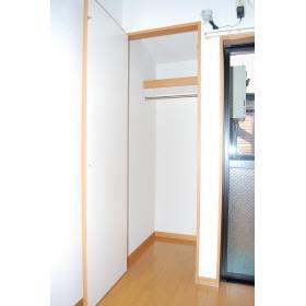 セレーノ 202号室の収納