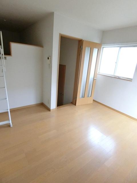 コンフォートベネフィス箱崎7 103号室のベッドルーム