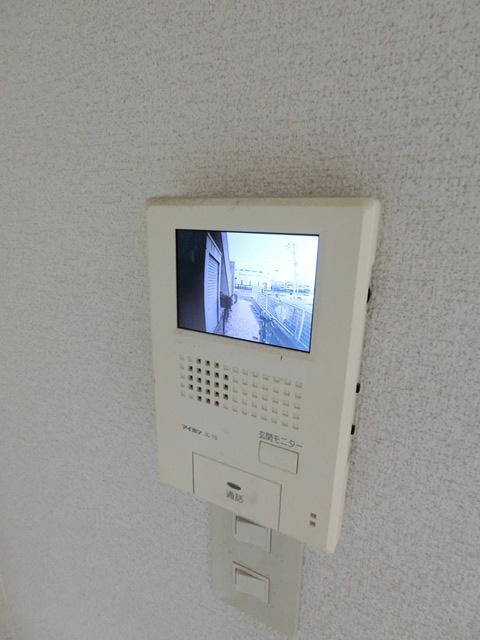 コンフォートベネフィス箱崎7 103号室のセキュリティ