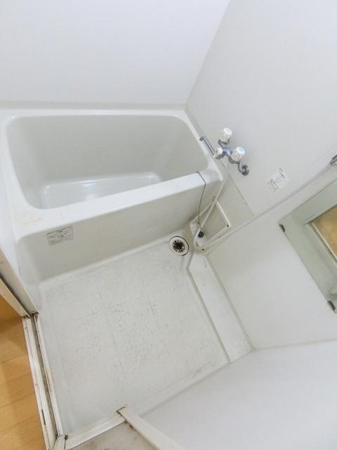 コンフォートベネフィス箱崎7 103号室の風呂