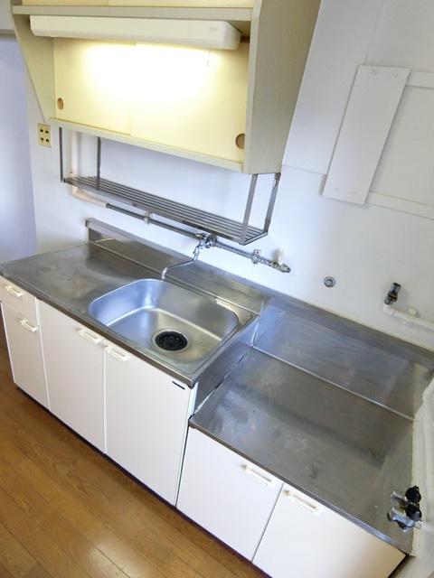 ビレッジハウス吉塚3号棟 105号室のキッチン