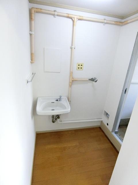 ビレッジハウス吉塚3号棟 105号室の洗面所
