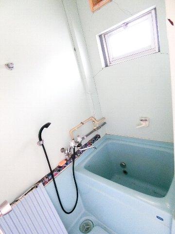 コーポ福開 101号室の風呂