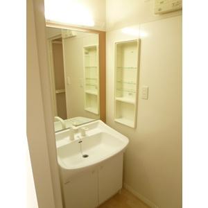 ESPERANZA・AN B棟 101号室の洗面所