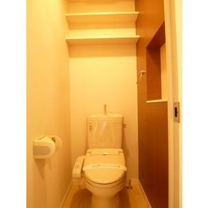 ESPERANZA・AN B棟 101号室のトイレ
