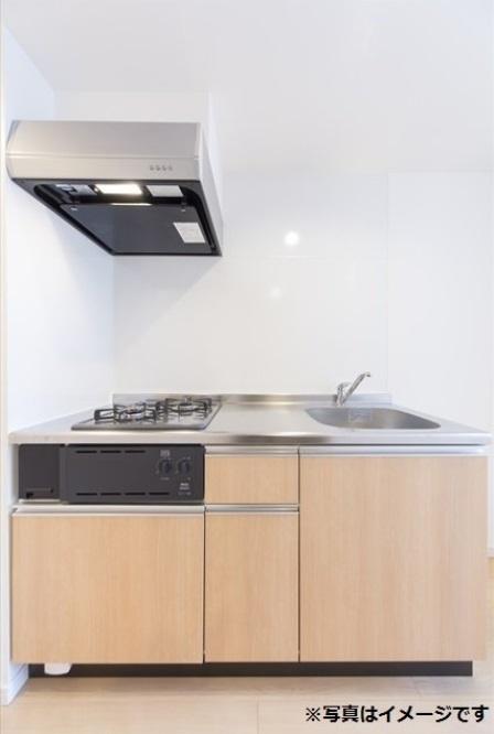 フェリス名島 202号室のキッチン
