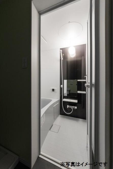 フェリス名島 202号室の風呂