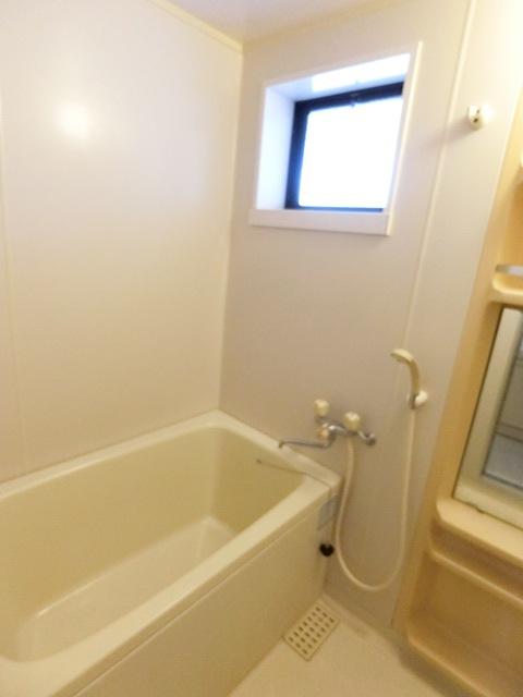 セジュール新原 203号室の風呂