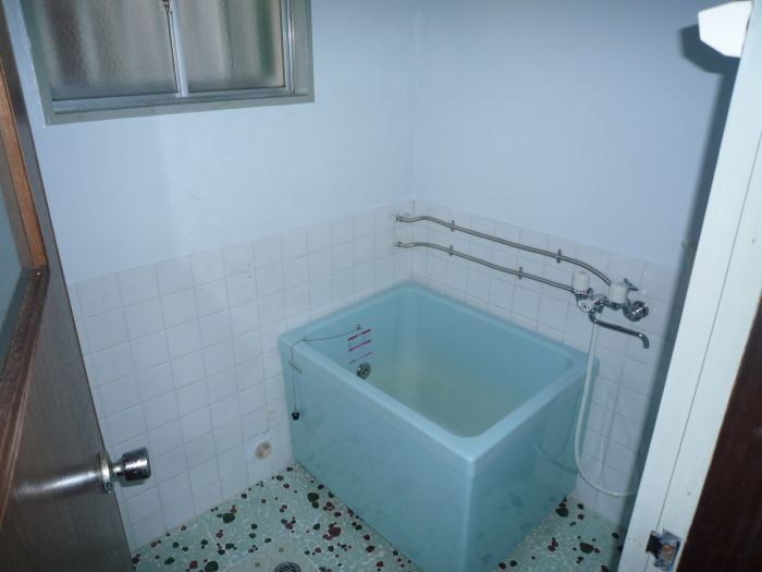 青雲荘 201号室の風呂