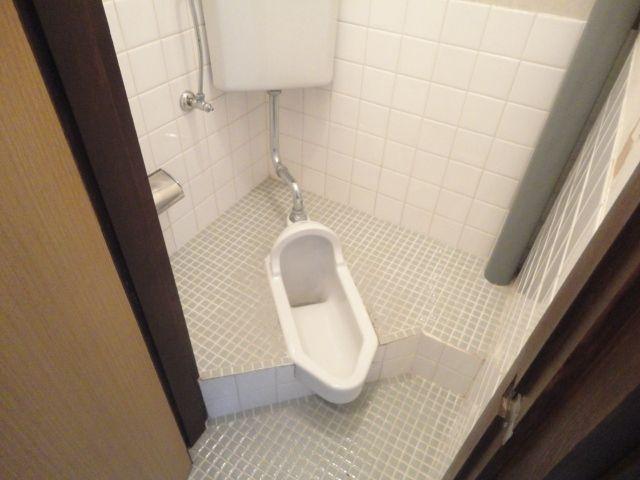 青雲荘 201号室のトイレ