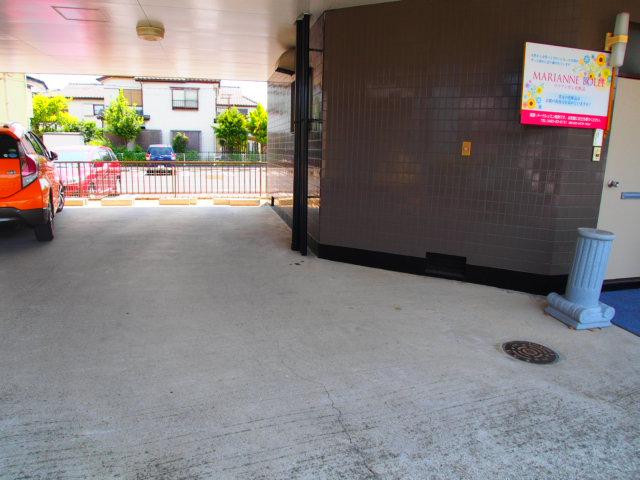 第二ゼネラルハイツ 101号室の駐車場