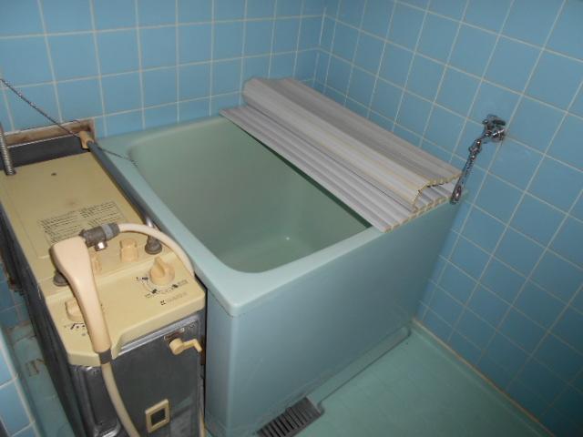 柳沼ハイツ 5号室の風呂