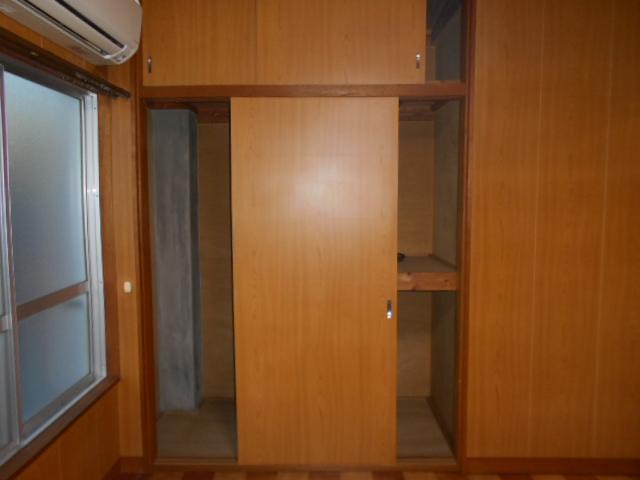 柳沼ハイツ 7号室の収納