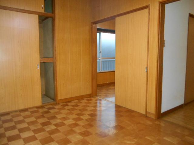 柳沼ハイツ 7号室のリビング