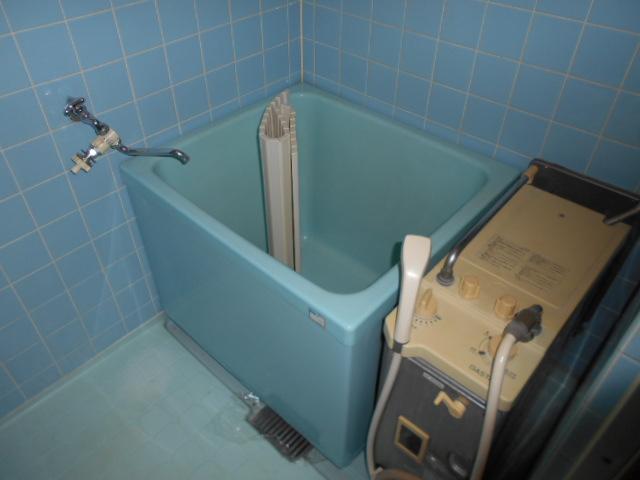 柳沼ハイツ 7号室の風呂