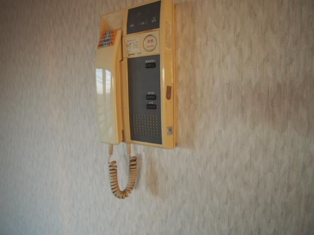 ペアシティ久喜参番館 401号室のセキュリティ