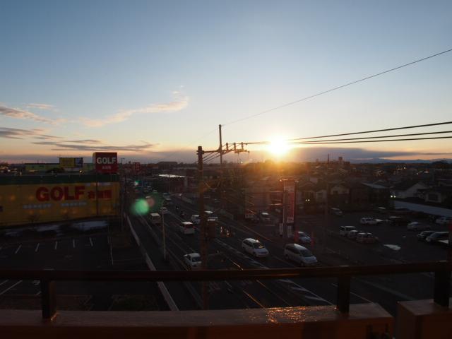 ペアシティ久喜参番館 401号室の景色