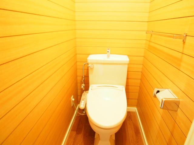 ペアシティ久喜参番館 507号室のトイレ
