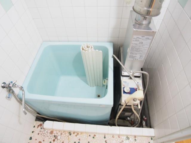 玉喜ハウス 102号室の風呂