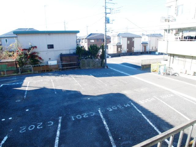 玉喜ハウス 202号室の眺望