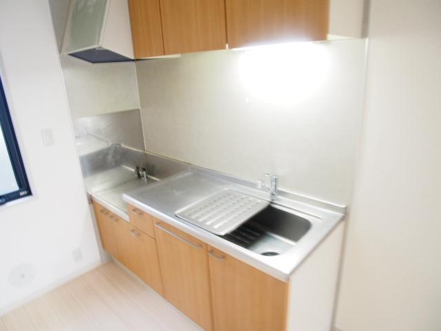 コーポ奈良 102号室のキッチン