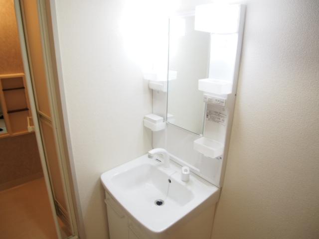 コーポ奈良 102号室の洗面所