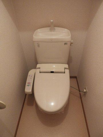 ハイツオカシラのトイレ