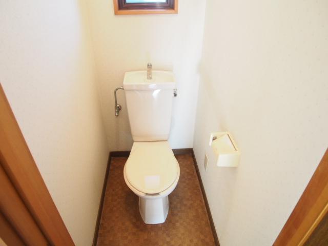 パールシティハイム 102号室のトイレ