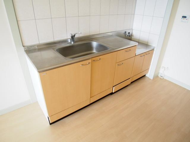 スターテラスA 203号室のキッチン