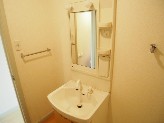 スターテラスA 203号室の洗面所