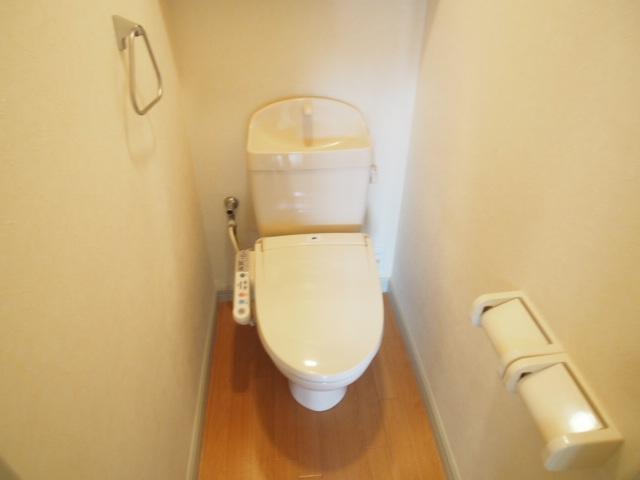 スターテラスA 203号室のトイレ