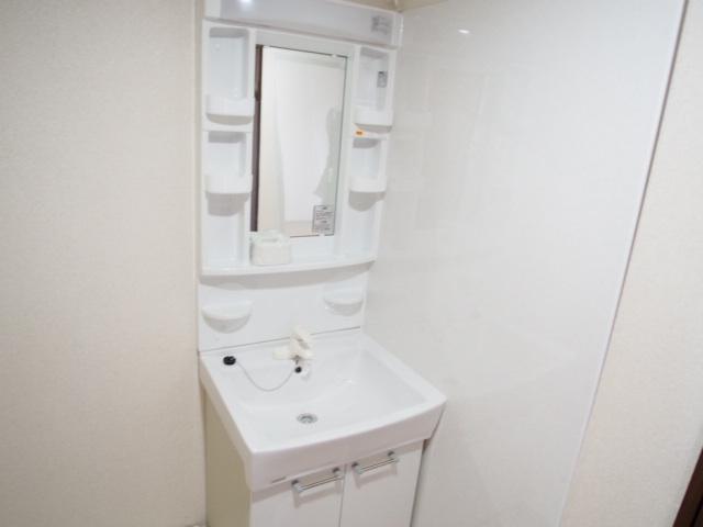 ヒルズマンション 102号室の洗面所