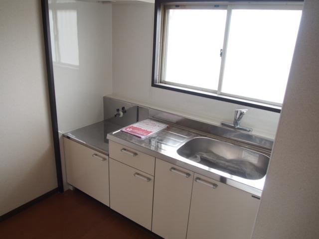 ヒルズマンション 202号室のキッチン