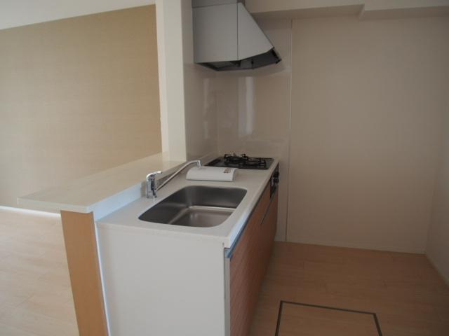 ブリーズ 102号室のキッチン