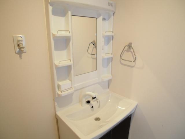 ネクスト・2 203号室の洗面所