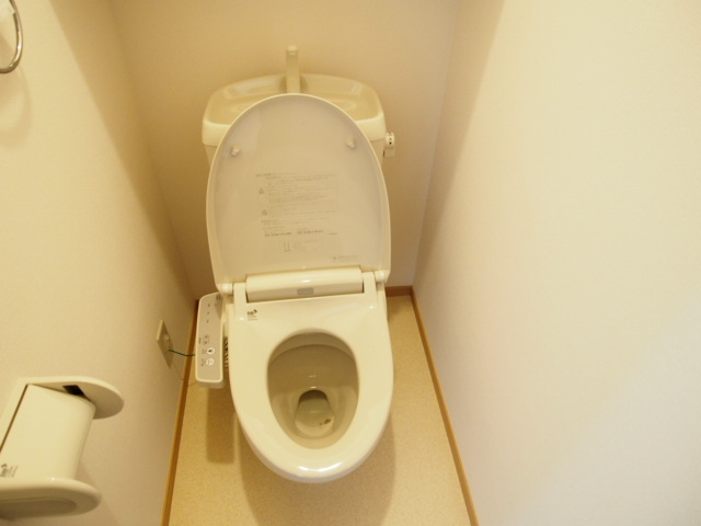 AjaxⅣのトイレ