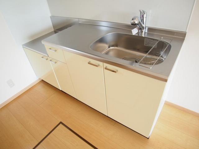 AjaxⅣのキッチン