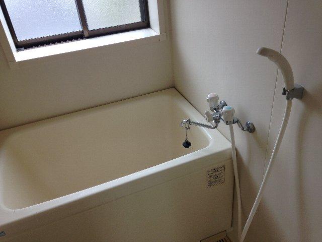 ハイネス椿の風呂