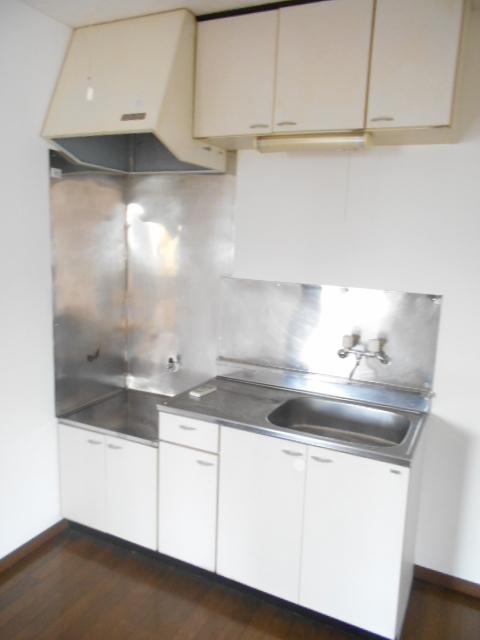 ハイツTMK A 103号室のキッチン