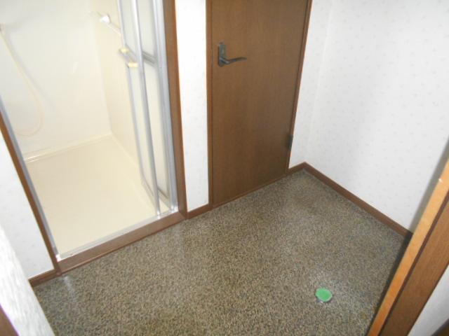 ハイツTMK A 103号室の洗面所