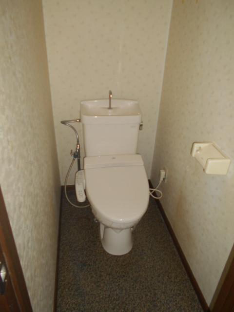 ハイツTMK A 103号室のトイレ