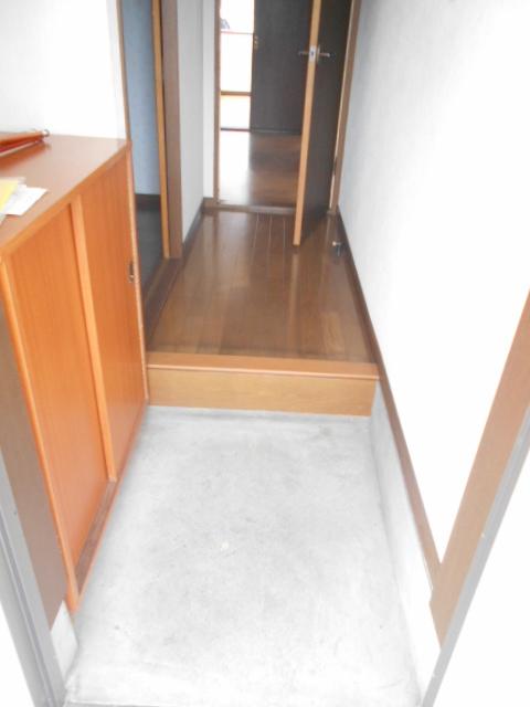 ハイツTMK A 103号室の玄関