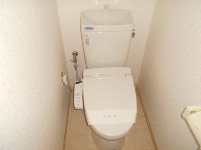 新井コーポ 103号室のトイレ