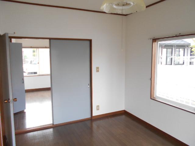 新井コーポ 103号室の居室