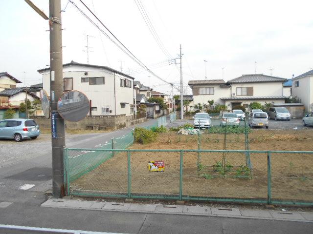 新井コーポ 103号室の景色