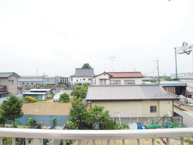 菅原ハイツ 2号室の眺望