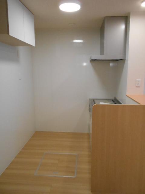 シーティオⅡ 102号室のキッチン
